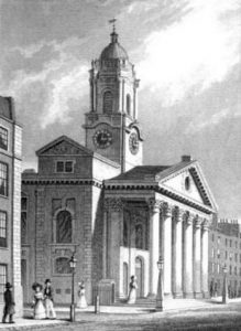 St Georges Hanover Square